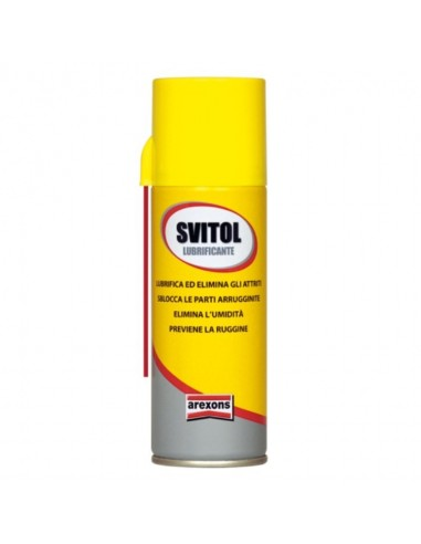 SVITOL Lubrificante spray. 200 ml.