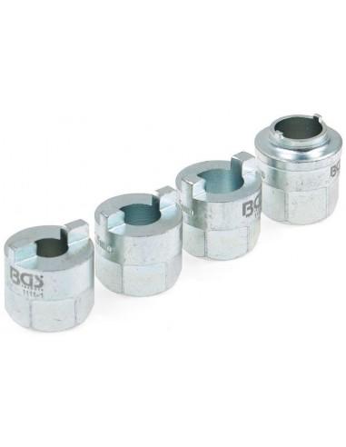 Set 4 bussole per ghiere ammortizzatori