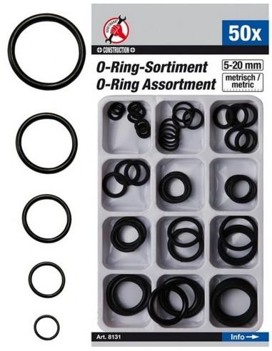 Assortimento o-ring da 5 a 20 mm - 50...