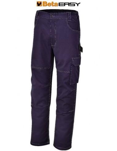 Pantaloni da lavoro T/C Twill, 65%...