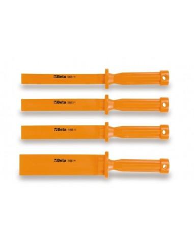 Serie di 4 scalpelli in plastica...